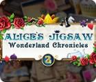 Mäng Alice's Jigsaw: Wonderland Chronicles 2
