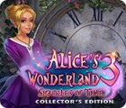 Mäng Alice's Wonderland 3: Shackles of Time Collector's Edition