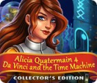 Mäng Alicia Quatermain 4: Da Vinci and the Time Machine Collector's Edition