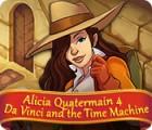 Mäng Alicia Quatermain 4: Da Vinci and the Time Machine