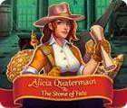 Mäng Alicia Quatermain & The Stone of Fate
