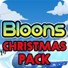 Mäng Bloons 2: Christmas Pack