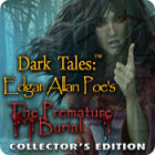 Mäng Dark Tales: Edgar Allan Poe's The Premature Burial Collector's Edition