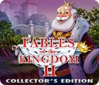 Mäng Fables of the Kingdom II Collector's Edition