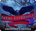 Mäng Fatal Evidence: The Missing Collector's Edition