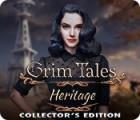 Mäng Grim Tales: Heritage Collector's Edition