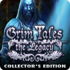 Mäng Grim Tales: The Legacy Collector's Edition