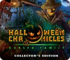 Mäng Halloween Chronicles: Cursed Family Collector's Edition