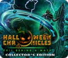 Mäng Halloween Chronicles: Evil Behind a Mask Collector's Edition