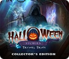 Mäng Halloween Stories: Defying Death Collector's Edition