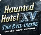 Mäng Haunted Hotel XV: The Evil Inside Collector's Edition