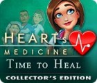 Mäng Heart's Medicine: Time to Heal. Collector's Edition