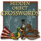 Mäng Hidden Object Crosswords