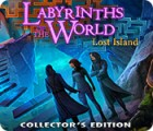 Mäng Labyrinths of the World: Lost Island Collector's Edition