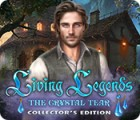 Mäng Living Legends: The Crystal Tear Collector's Edition