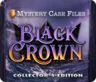 Mäng Mystery Case Files: Black Crown Collector's Edition