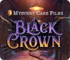 Mäng Mystery Case Files: Black Crown
