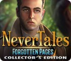 Mäng Nevertales: Forgotten Pages Collector's Edition