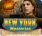 Mäng New York Mysteries: The Lantern of Souls