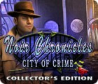 Mäng Noir Chronicles: City of Crime Collector's Edition