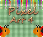 Mäng Pixel Art 4