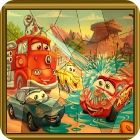 Mäng Puzzle Mania: Cars