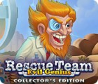 Mäng Rescue Team: Evil Genius Collector's Edition