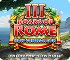 Mäng Roads of Rome: New Generation III Collector's Edition