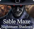 Mäng Sable Maze: Nightmare Shadows