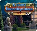 Mäng Secret Investigations: Themis