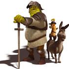 Mäng Shrek: Concentration