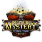 Mäng Solitaire Mystery: Stolen Power