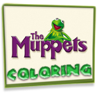 Mäng The Muppets Movie Coloring