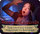 Mäng Vampire Legends: The Untold Story of Elizabeth Bathory