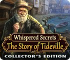 Mäng Whispered Secrets: The Story of Tideville Collector's Edition