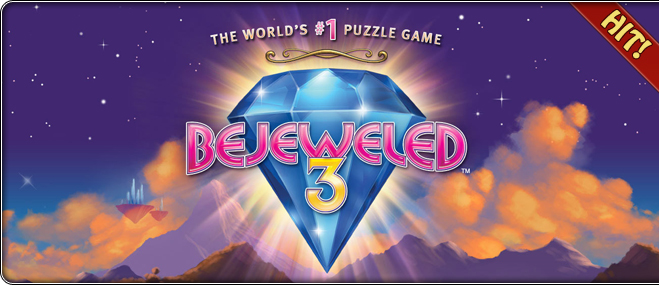Bejeweled 3 eksklusiivmäng