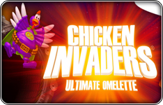 Chicken Invaders 4: Ultimate Omelette supermäng