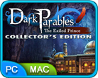 Dark Parables: The Exiled Prince Collector's Edition lemmikmäng