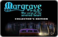 Margrave: The Curse of the Severed Heart Collector's Edition supermäng