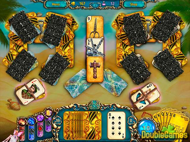 Free Download Dreamland Solitaire: Dark Prophecy Screenshot 3