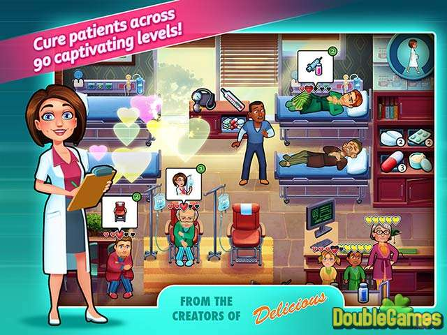 Free Download Heart's Medicine: Time to Heal. Collector's Edition Screenshot 1