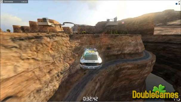 Free Download Trackmania 2: Canyon Screenshot 1
